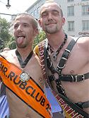 64 Fotos von CSD Christopher Street Day 2005 in Berlin
